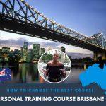 personal training course brisbane