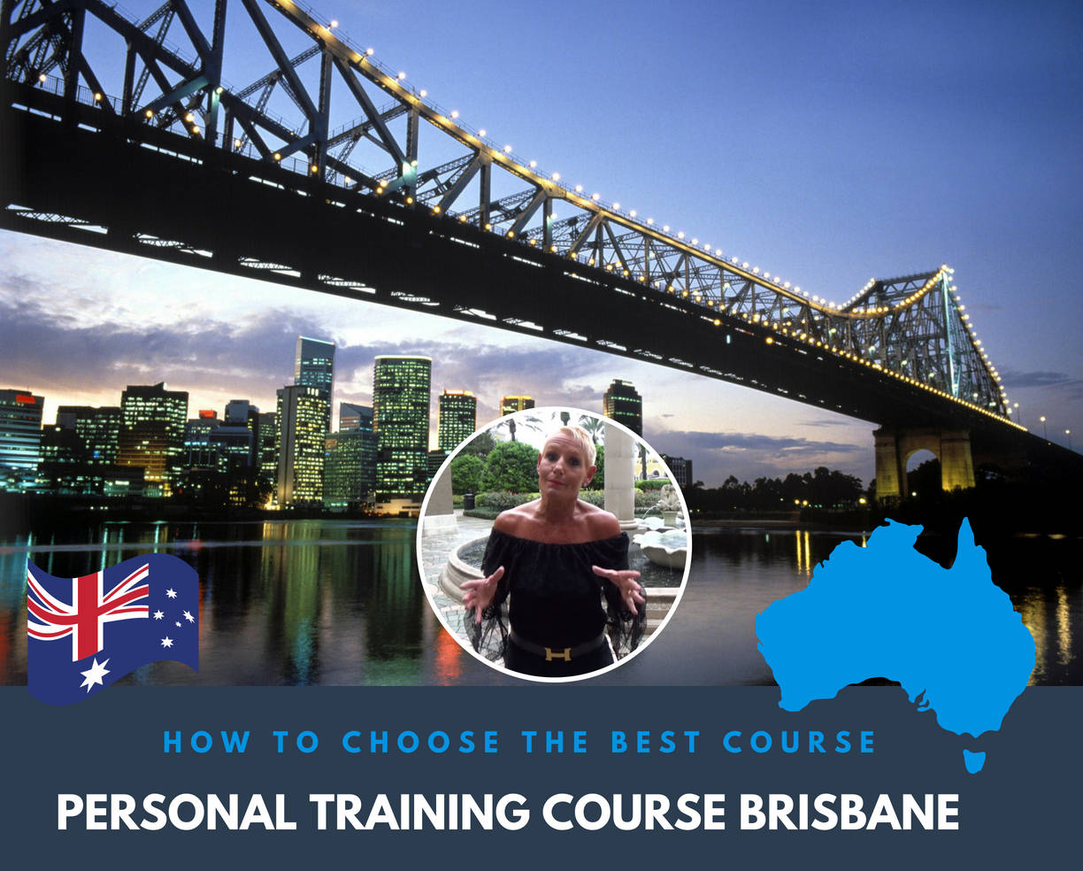 personal training course brisbane