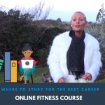 online fitness course